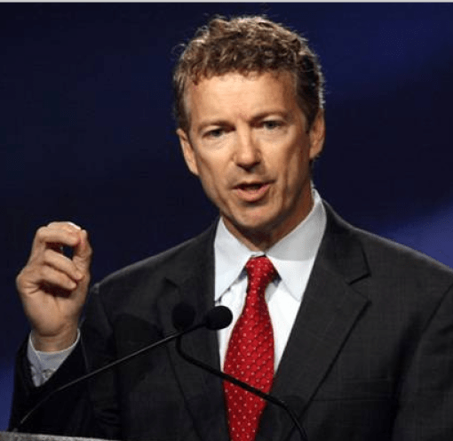 Rand Paul to join a town hall event at New England College in January.