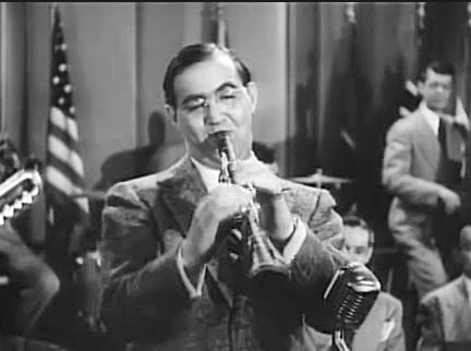 """King of Swing' Benny Goodman's been here."