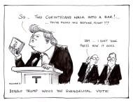 1/21/16: Two Corinthians Walk Into a Bar...