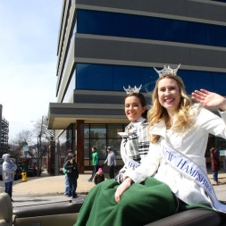 Miss NH Holly Blanchard, and Miss NH Outstanding Teen