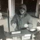 Suspect photo from surveillance camera.