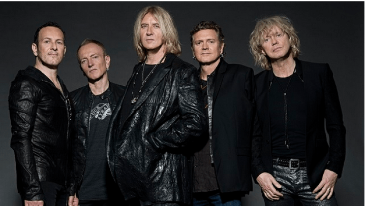 Step inside, walk this way - time to relive your big hair days when Def Leppard takes the SNHU stage.