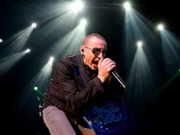 Linkin Park set up tribute page to Chester Bennington following his death