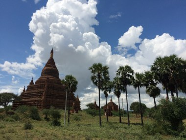 One of my favourite areas, Bagan