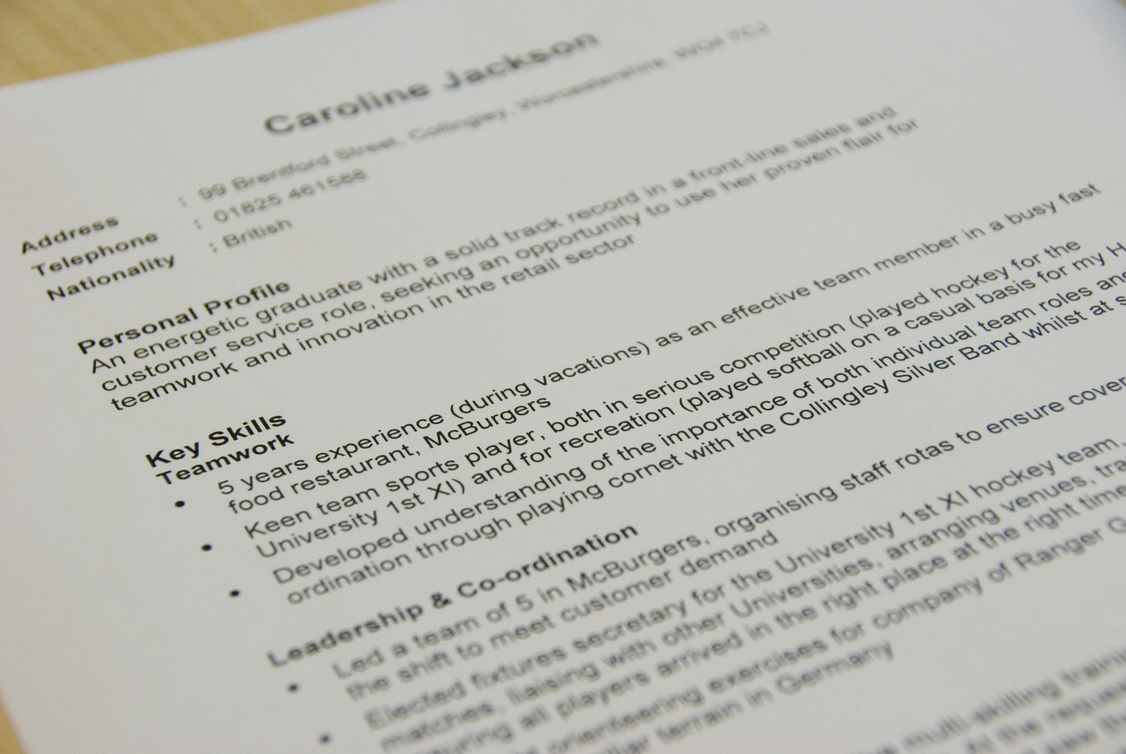 of resume for 15 year old how to make a resume for a 16 year old