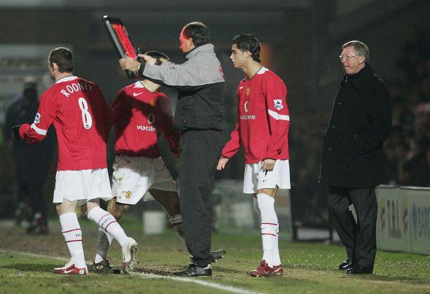 FA Cup: Burton Albion v Manchester United