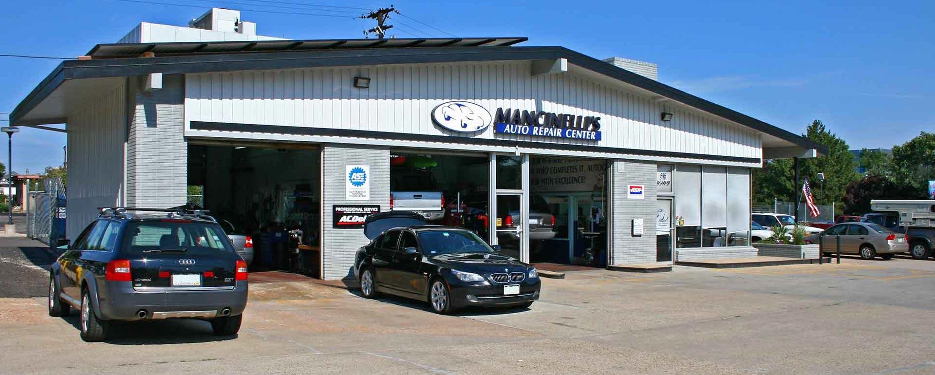 Denver Auto Repair Mancinellis Auto Repair Center