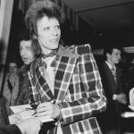 David Bowie era mancino