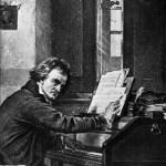 Beethoven era mancino?