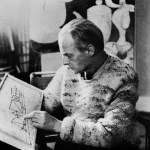 Paul Klee era mancino