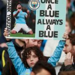 Once A Blue Always A Blue Banner