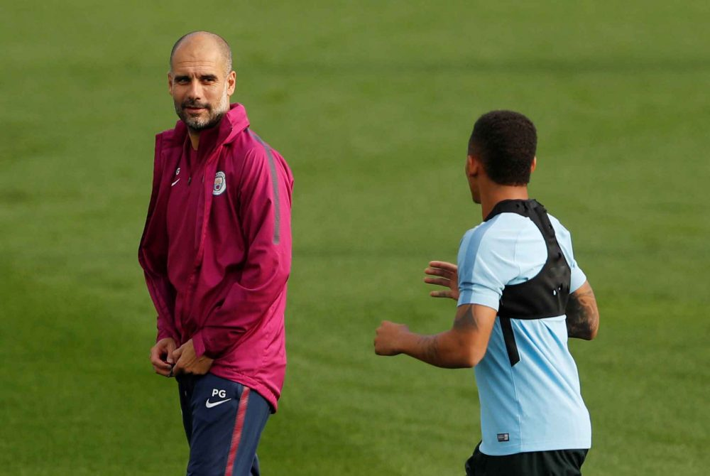 Guardiola has taken management to the next level