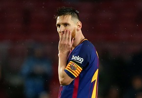 Lionel Messi to Manchester City odds slashed