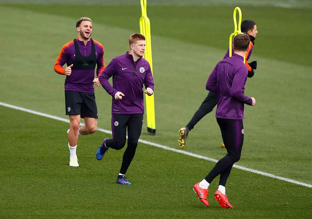 Latest Manchester City Injury Report For The Week: Updates On De Bruyne And Three Other Players