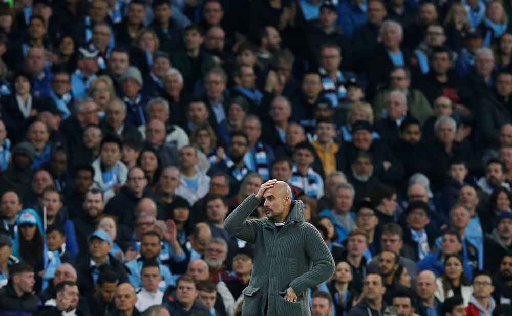 Manchester City's Champions League Group Stage Revealed