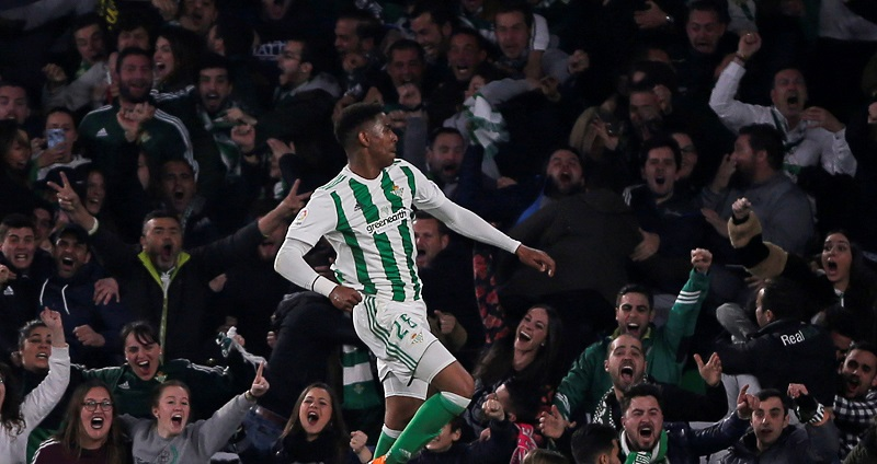 City Keeping Tabs On Real Betis Star With £54m Release Clause