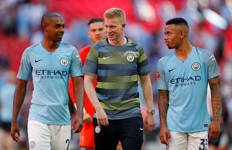 'Injury Prone :('  'Hope They Get Better Soon' – City Fans Worried After Two Stars Miss Training Ahead Of Derby