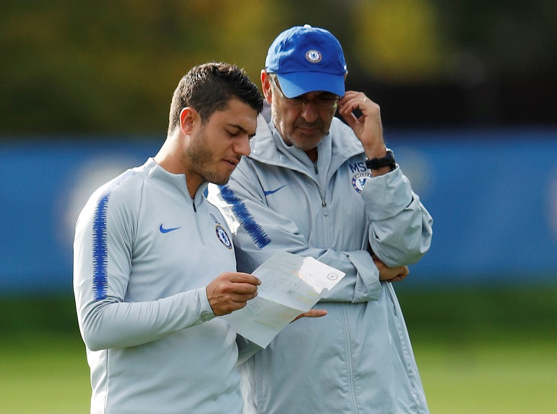 Sarri Backs Manchester City To Go All The Way In The Champions League This Year