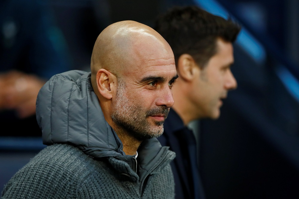'Our Manager!' 'This Guy Is The Best' City Fans Are Loving Guardiola's Response When Asked About Liverpool's Five Point Lead