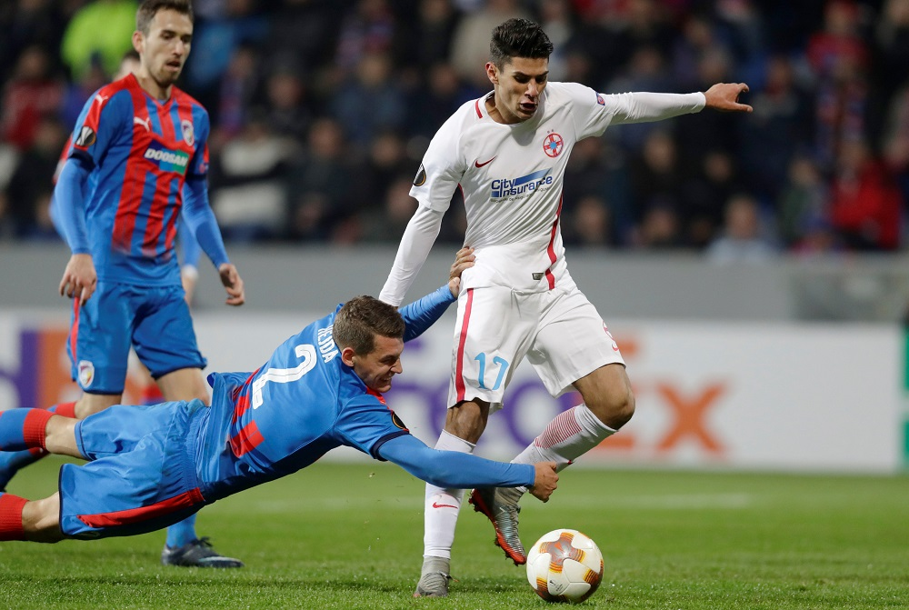 City And West Ham Both Keeping A Watchful Eye On Romanian Ace