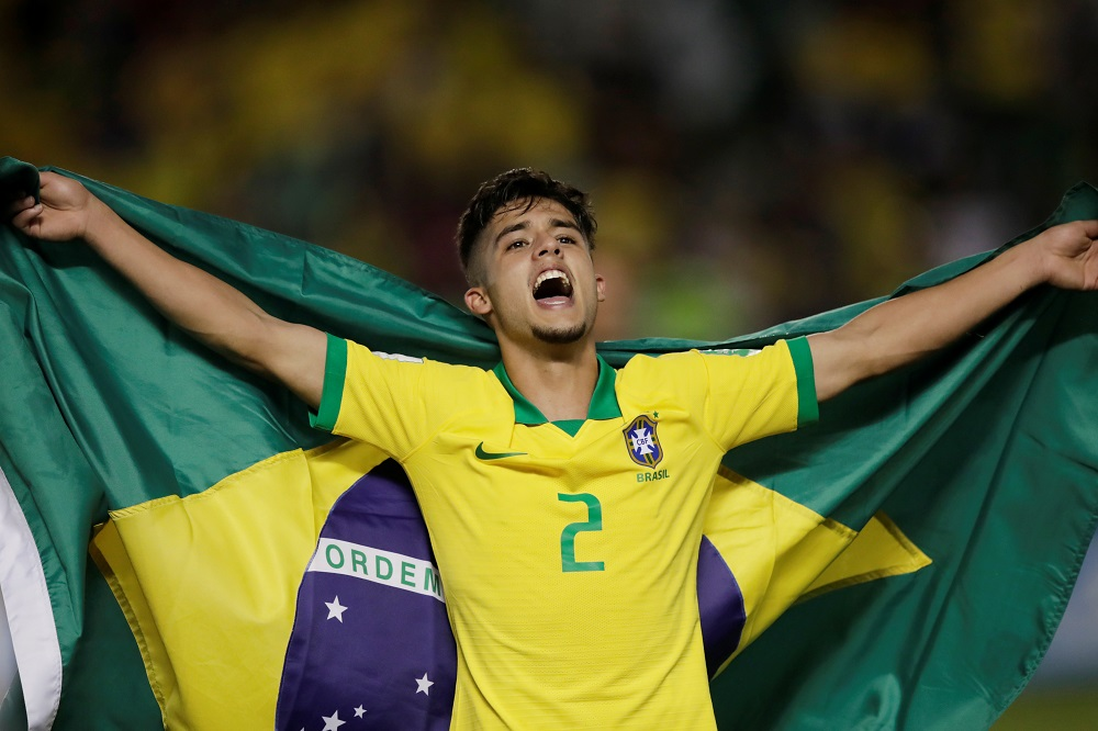 'Looks Better Than Dani Alves' 'Great Player!' Fans Delighted As City Close In On Signing Brazilian Starlet For £13m