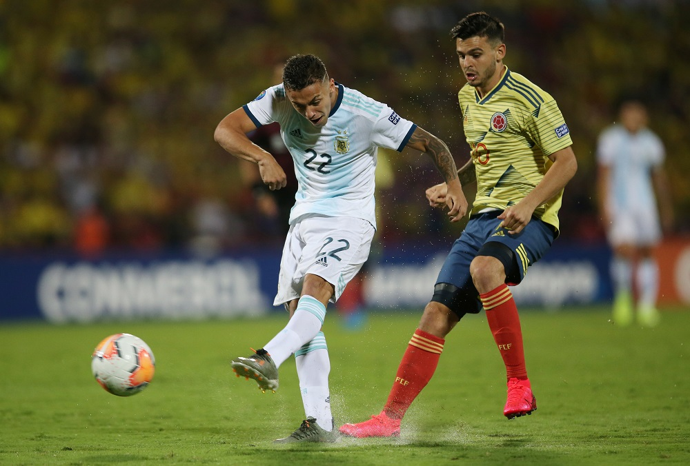 Argentinian Wonderkid, Likened To Angel Di Maria, Reveals Ambition To Play For City