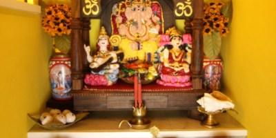 Hindu Shed