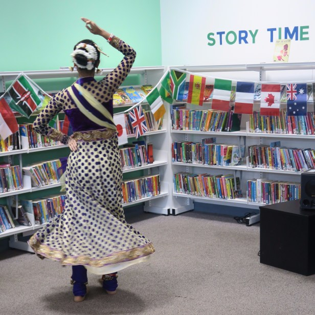 GMBA Dancer