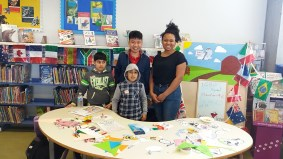 Getting creative at North City Library