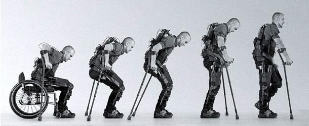 Robot csontváz