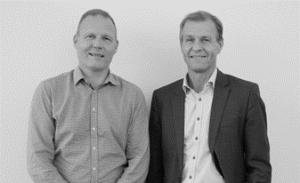 Brian Malmros og Jesper Stendal Hansen