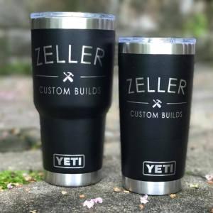Custom Colors Yeti Products