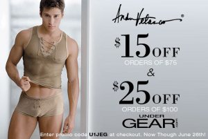 Go Tribal with Undergear