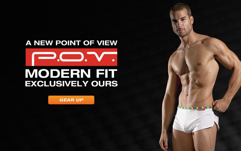 P.O.V. Underwear at Undergear.com