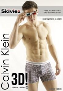 Calvin Klein 3D at Skiviez