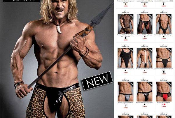 New brand – Passion – at deadgoodundies.com plus new Bruno Banani and swim save!