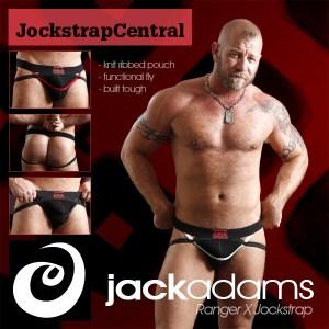 Jack Adams Ranger X Jockstrap