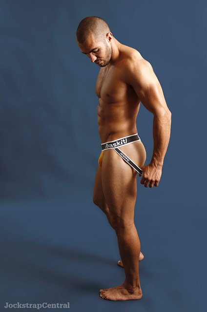 Baskit at Jockstrap Central