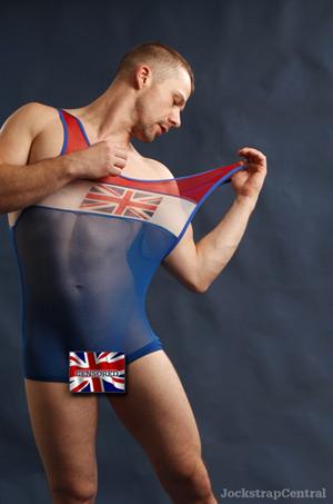 JSC Wrestling Singlet UK