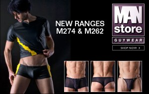 MANStore Guywear M274 and M262