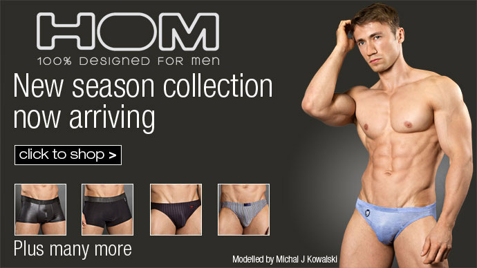 A brief run down of the latest HOM to arrive at Dead Good Undies