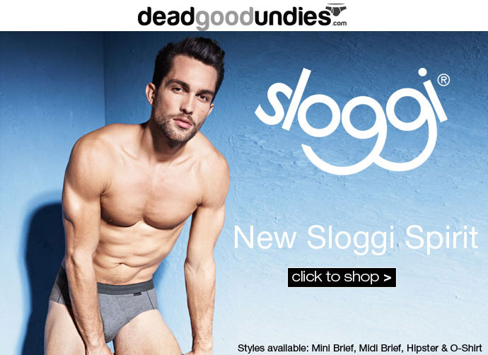 Sloggi Spirit at Dead Good Undies