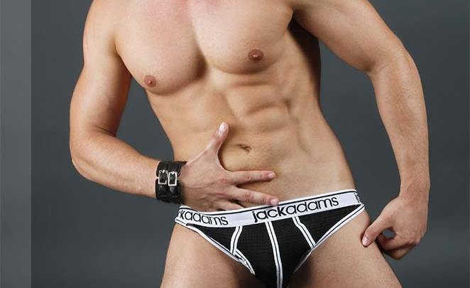Jack Adams Old School and Varsity Mesh at Jockstrap Central