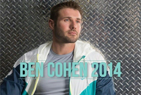 Ben Cohen 2014 Calendar, benefitting the Stand Up Foundation