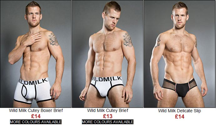 Wildmilk Underwear