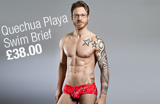 Spring 2014 HOM now in the UK at Dead Good Undies