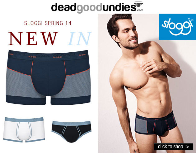 sloggi spring 2014 dead good undies