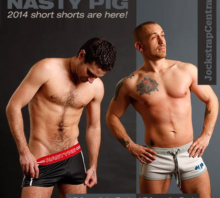 Nasty Pig 2014 Shorts out now