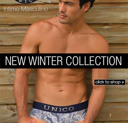 Check out Mundo Unico Winter 2014 underwear collection