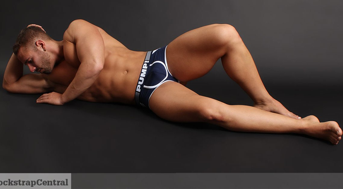 Free-Fit Jockstraps and Open Back Trunks from PUMP!